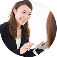 商品知識が豊富なスタッフによる販売プロモーション